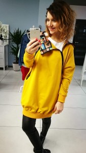 Bluza TFI yellow