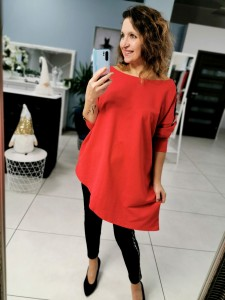 Bluza LAMPAS red